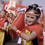 Lampung Culture and Tapis Carnival 2019 - Lampung Krakatau Festival 2019