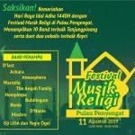 festival musik religi - Idhul Adha di Tanjungpinang
