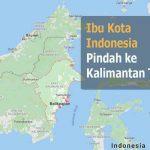 ibu kota baru Indonesia di Kalimantan Timur @ Penajam Paser Utara - Kutai Kartanegara