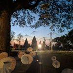 Festival Payung Indonesia 2019 Candi Prambanan - Yogyakarta - Heru Mataya