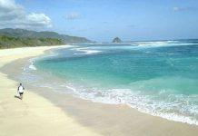 Pantai Mekaki - Pantai di Sekotong - @soedibyo.jr