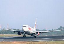 Pesawat Lion Air Yogyakarta Kulonprogo - Tarakan