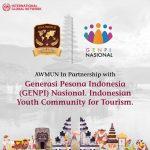 Asia World Model United Nations - AWMUN III - Bali Indonesia - genpi