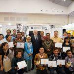 kopi Bengkulu berhasil menang di 3 kategori awards pada Kejuaraan Kopi Internasional AVPA