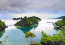 2. Foto Gambar view miniatur raja ampat - Labengki - Konawe Utara - Sulawesi Tenggara - genpi.id - Linto Kendari